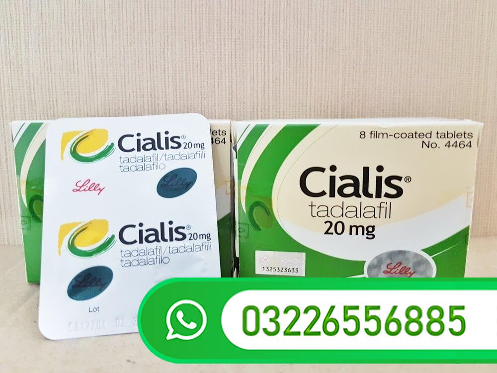 Cialis 20mg Tablets Price in Pakistan