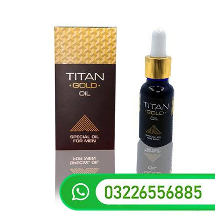 Titan Gold Oil in Pakistan