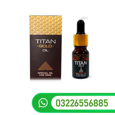 Titan Gold Oil
