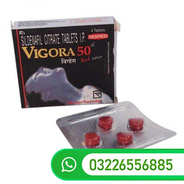 sildenafil citrate is the lively factor in vigore 50 mg pill, that is informally additionally called the blue tablet. it's far mostly used for the remedy of erectile dysfunction (ed), which is likewise known as impotence, in men. erectile dysfunction is a circumstance in which a person is not able to attain and/or hold a penile erection ok enough for sexual intercourse. it occurs when there may be a reduced blood drift to the penis. the reduced blood flow may be due to bodily headaches following an injury or disease or due to some mental conditions such as tension, stress, depression, and so forth. continual way of life factors inclusive of weight problems, smoking, consuming, and so on., could also make a contribution to ed. ed is strongly age-related, and the occurrence of slight-to-extreme ed could boom two-fold to three-fold between the a long time of 40 and 70 years. vigore 50 mg pill relaxes the smooth muscle tissues present within the wall of blood vessels and enables in increasing the float of blood to the penis. it really works nicely when the underlying purpose of erectile