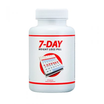 7 day weight loss pill in pakistan