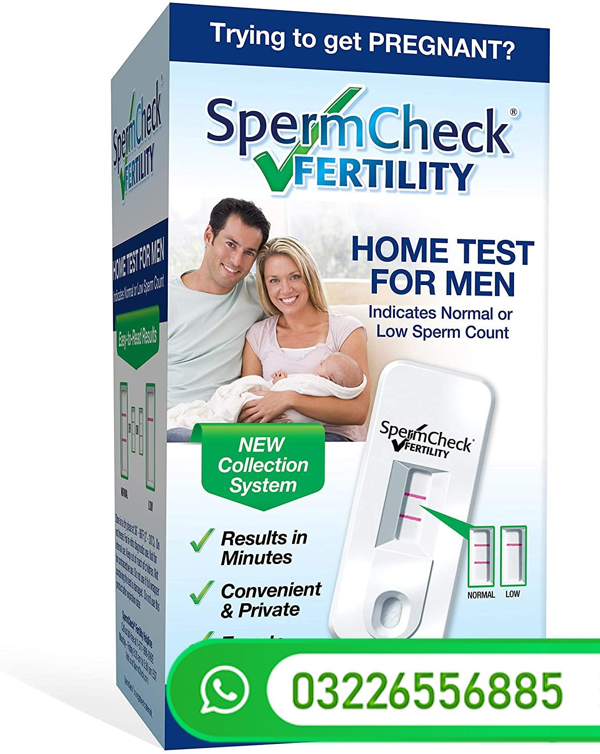 a educated professional checks your sperm count, their shape, motion, and different traits. in preferred, if you have a higher variety of normal-formed sperm, it approach you've got higher fertility. but there are plenty of exceptions to this. lots of fellows with low sperm counts or unusual semen are still fertile. and approximately 15% of infertile men have ordinary semen and plenty of ordinary sperm.