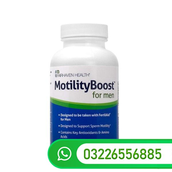 motility boost Price in Pakistan