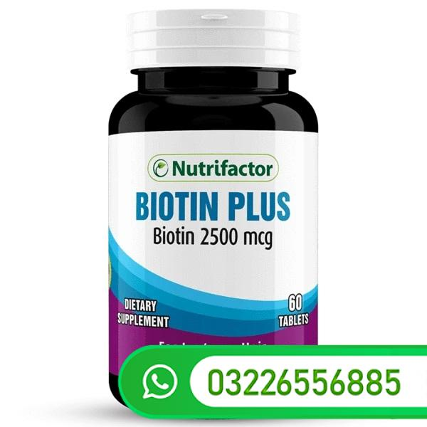 Biotin Tablets Price in Pakistan