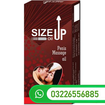 size up oil